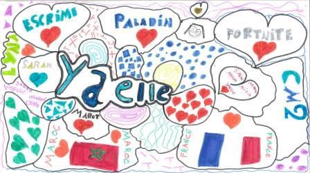 Doodle Art par Yaëlle