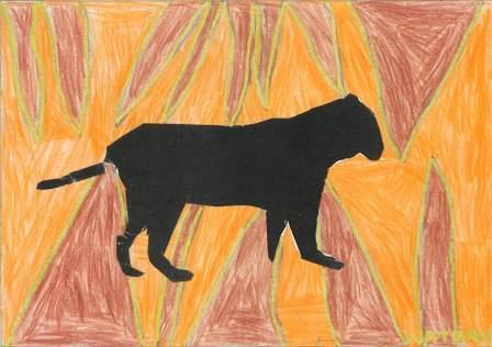 silhouette d'animal par Nathan