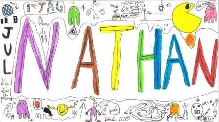 Doodle Art par Nathan