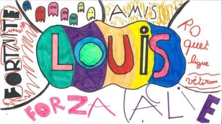 Doodle Art par Louis