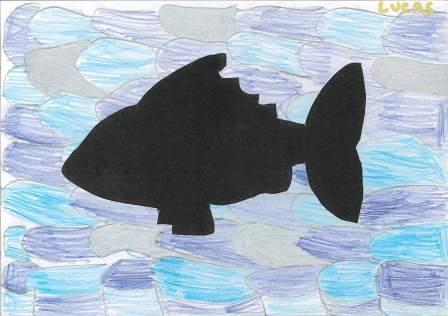 silhouette d'animal par Lucas