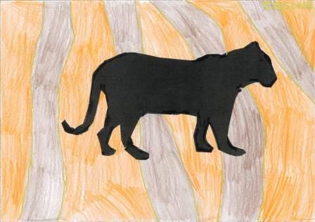 silhouette d'animal par Coline