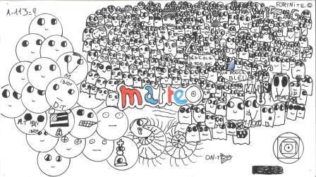Doodle Art par Mattéo