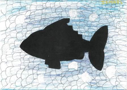 silhouette d'animal par Ismaël
