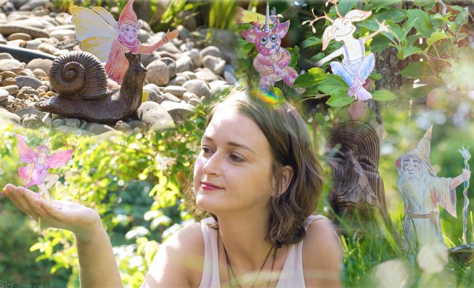Schatzsuche mit Fabienne und dem Zauberwald