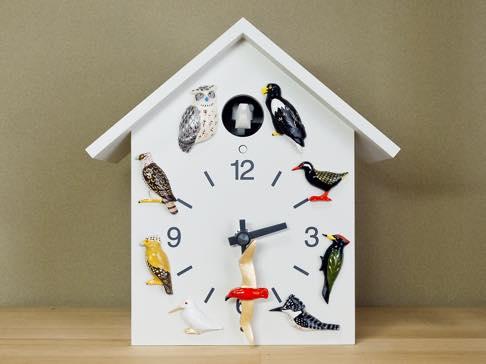 「鳩時計」1