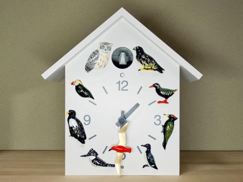 「鳩時計」2