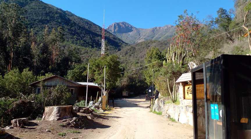 Nationalpark Cerro La Campana und Olmué, die Hauptstadt der Folklore