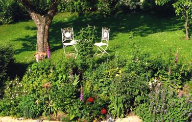 Behandlungsablauf - Garten