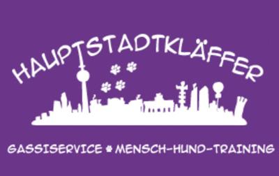 Hauptstadtkläffer - Gassi-Service Berlin
