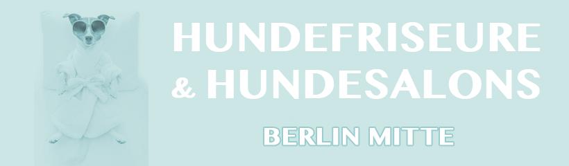 Hundesalons & Hundefrisöre in Berlin Mitte, Moabit, Hansaviertel, Tiergarten, Wedding und Gesundbrunnen