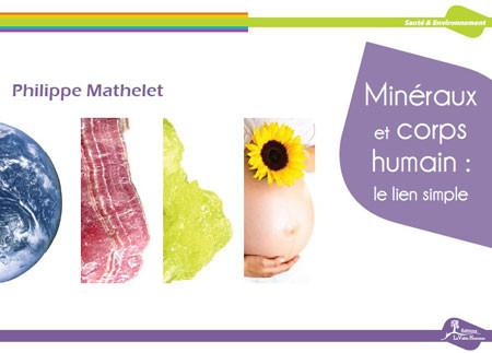 Livre minéraux et corps humain
