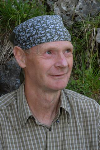 Mitarbeiter Denis Büschi
