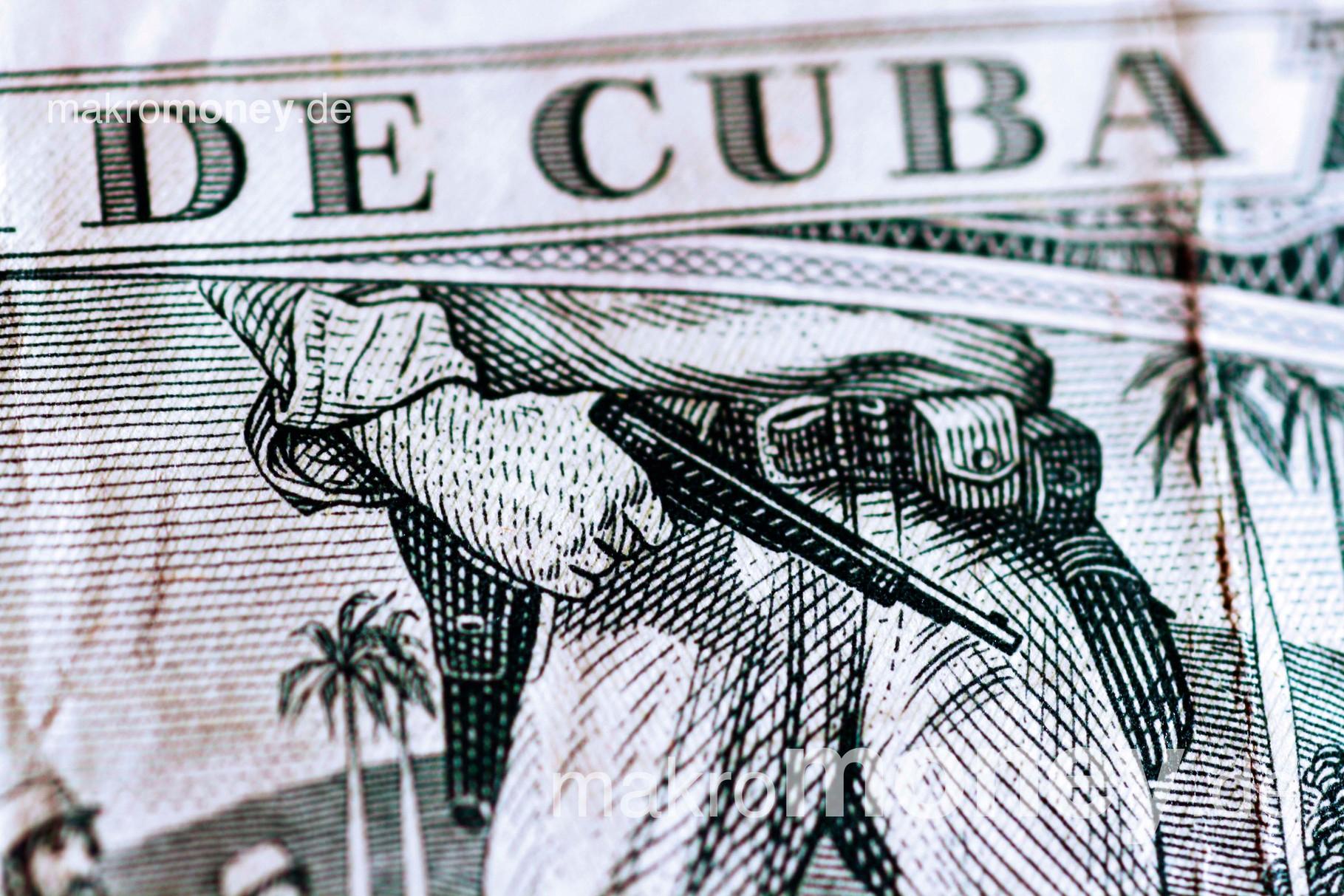 Kuba   5 Pesos   1961-65