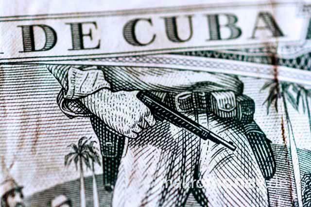 Kuba | 5 Pesos | 1961-1965