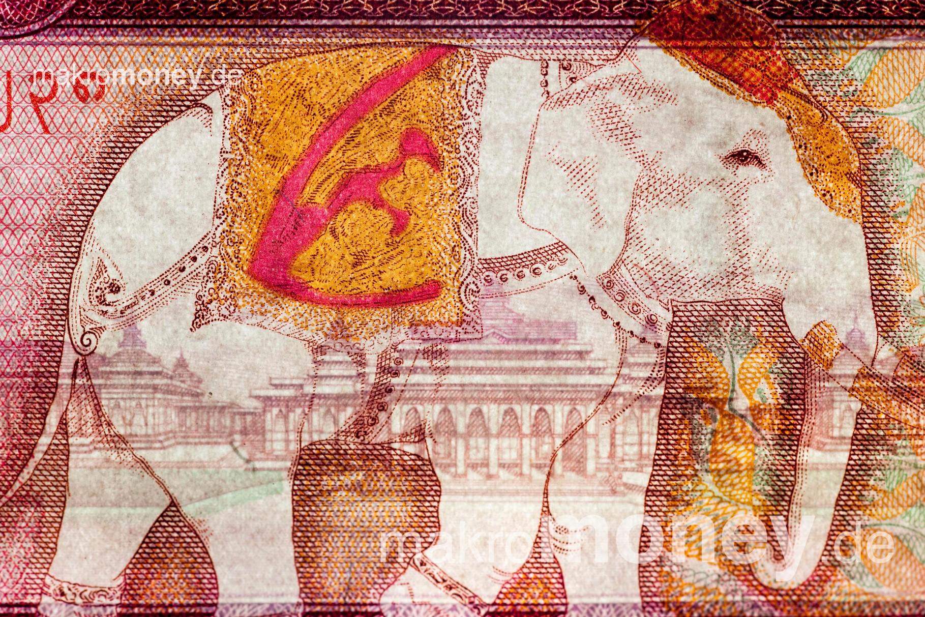 Myanmar   5.000 Kyats   2005