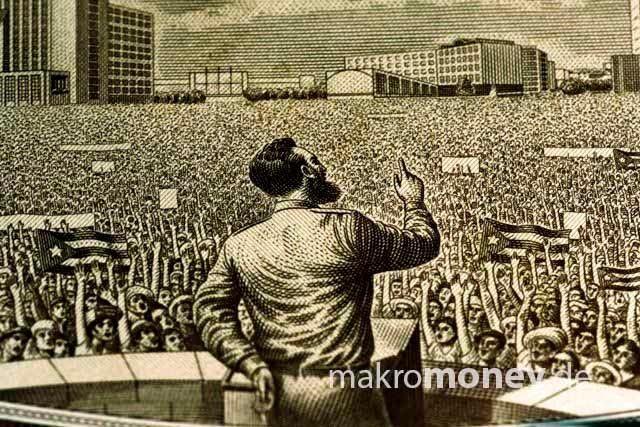 Kuba | 10 Pesos | 1967-1989