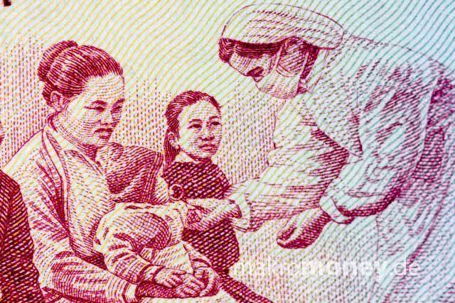 Laos | 10 Kip | 1975