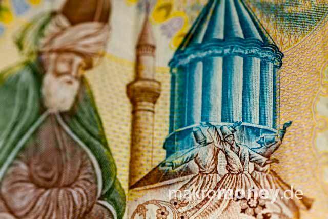 Türkei | 5000 Türkische Lira | 1970