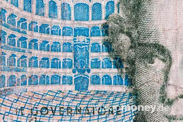 Italien | 5000 Lire | 1985