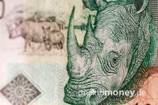 Süd Afrika | 10 Rand | 1993/1999