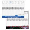 Tischquerkalender