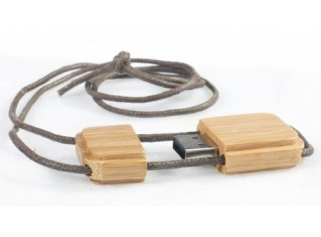 USB-Stick Buche, Nussbaum, Rotholz / ECO WOOD