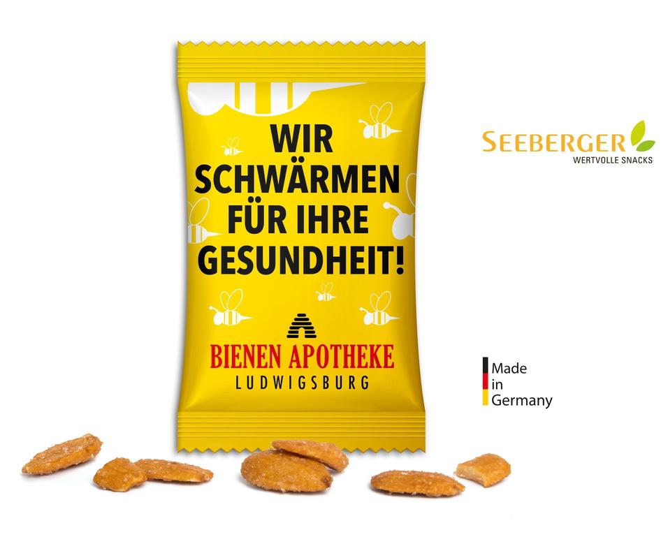 Seeberger Honig & Salz Mandeln