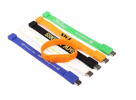 USB-Stick Arband ab 100 Stück in Wunschfarbe