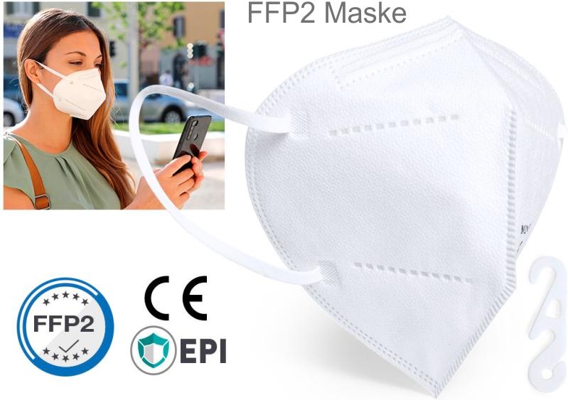 Schutzmaske KN95 / FFP2 PSA kurzfristig lieferbar