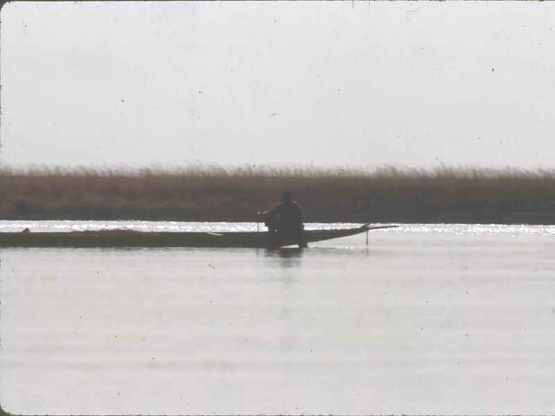 Pirogue de pêcheurs