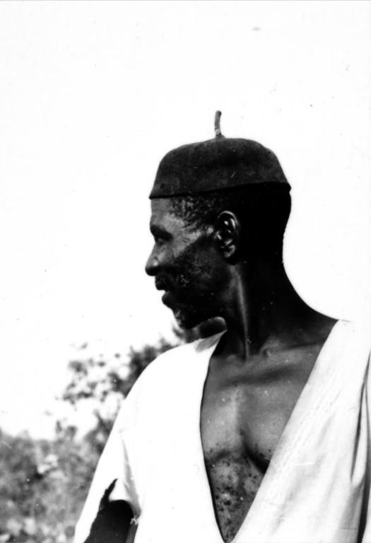 Paysan de la vallée du Niger