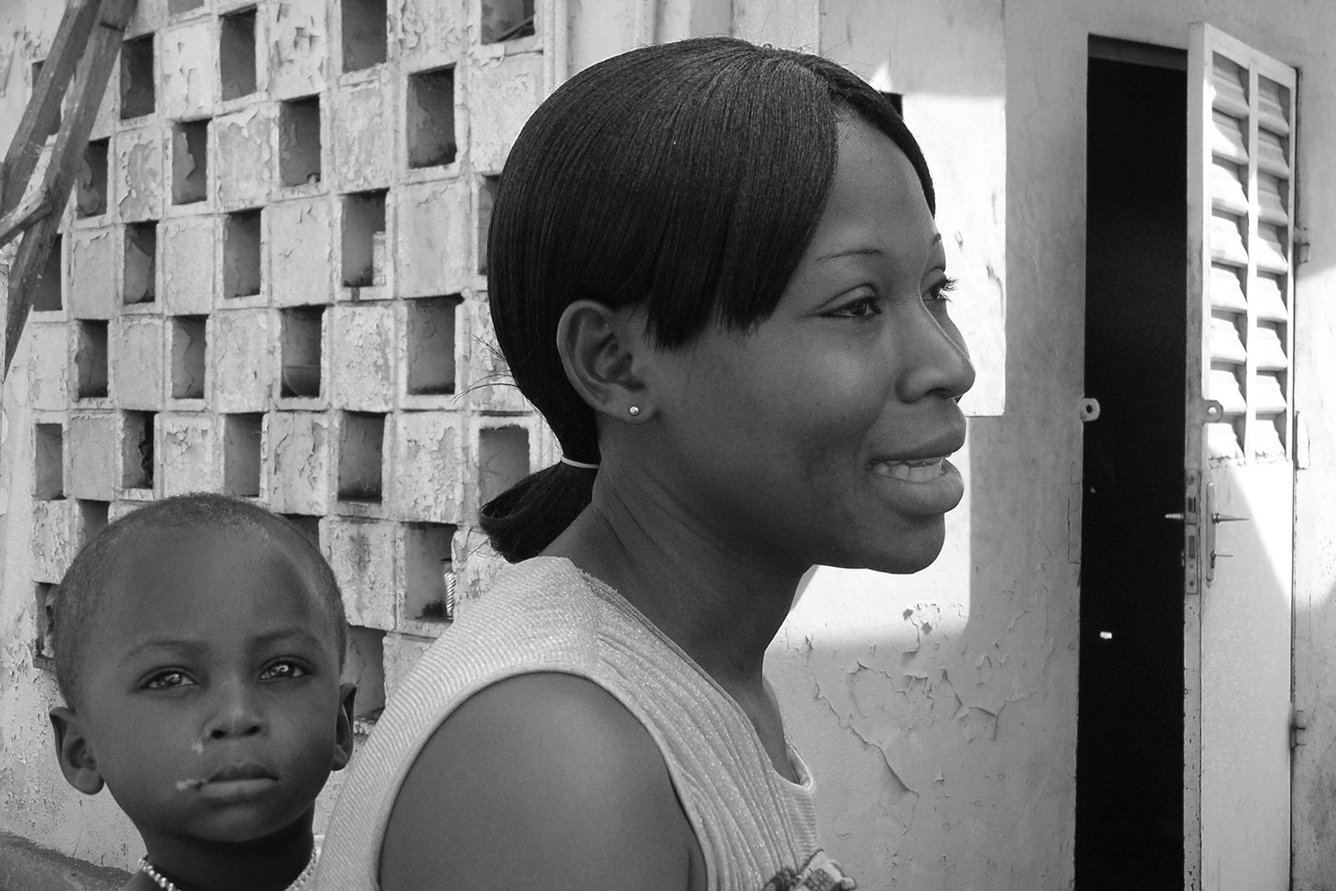 Bien calé ! 2007, ABENGOUROU, Côte d'Ivoire