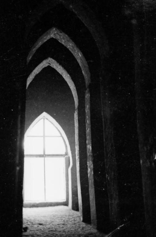 Voûte intérieure de la Mosquée