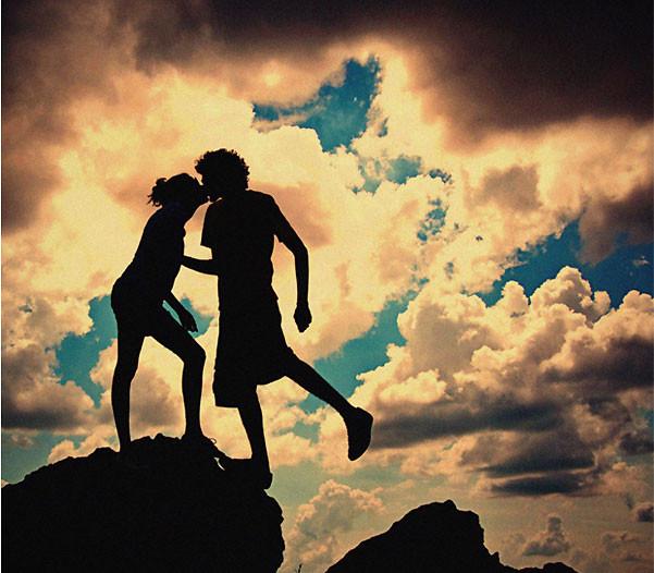 Силуэты любви