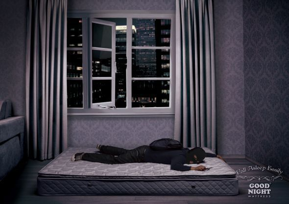 Good Night Mattress: Thief