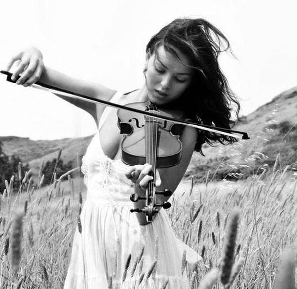 женщина и музыка 6