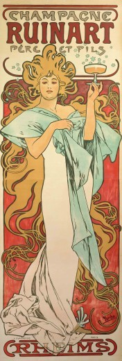 Champagne Ruinart (1896)