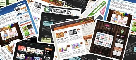 Дизайн блоги