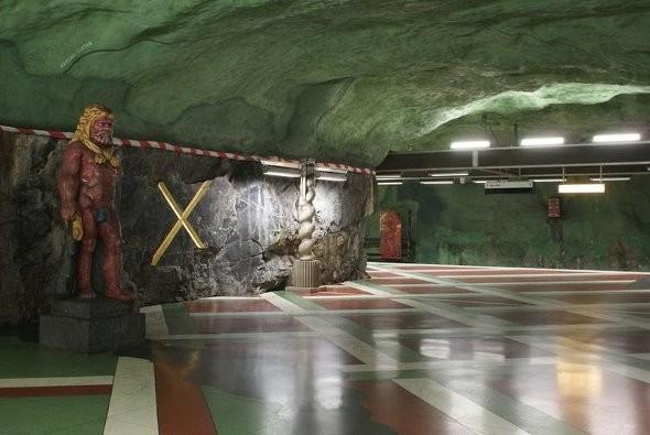 стокгольмское метро_24