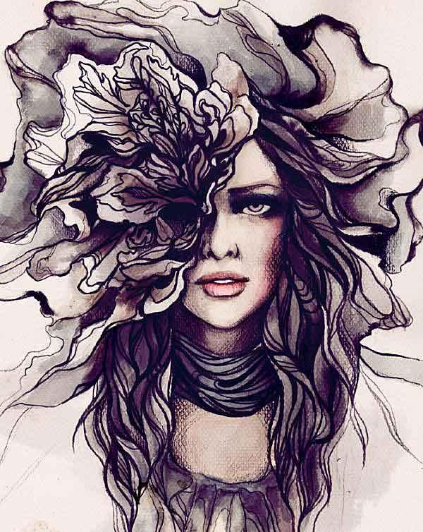 Иллюстрация Солей Игнасио