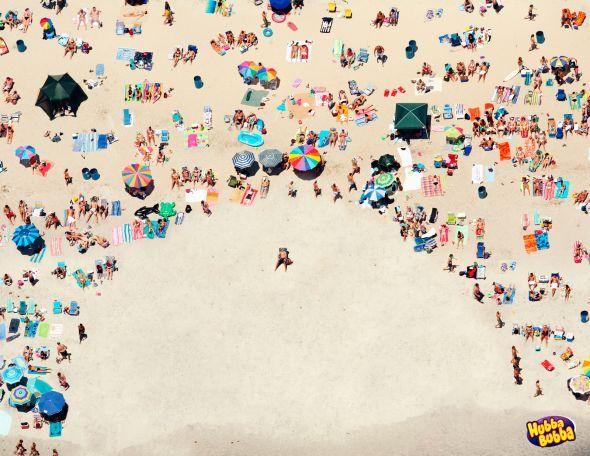 Hubba Bubba: Beach