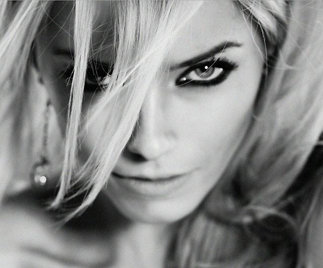 фотоподборка гламурных блондинок