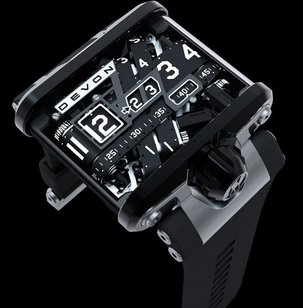 Devon Works Tread 1 Watch