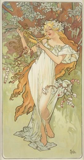 The Seasons: Spring (1896)