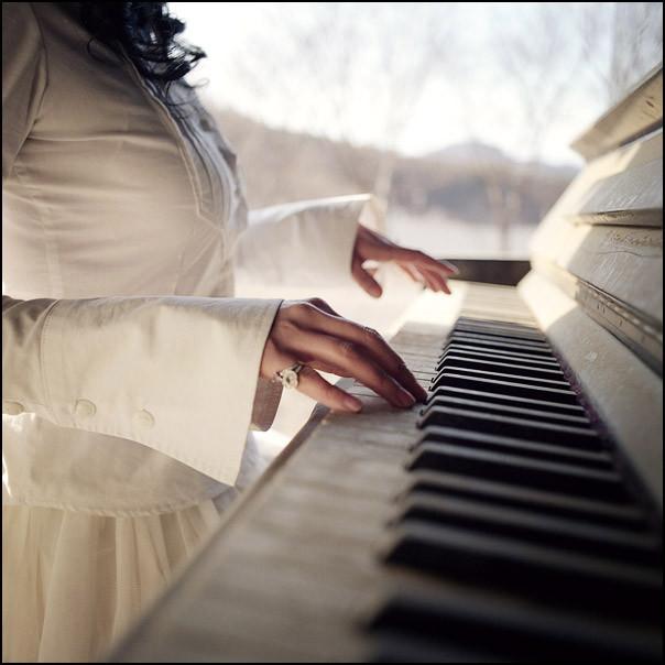 женщина и музыка1
