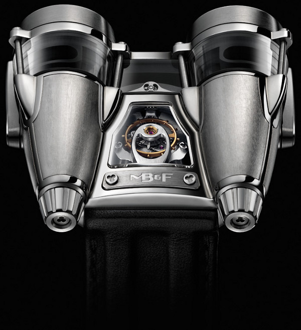 часы от MB&F Thunderbolt Watch