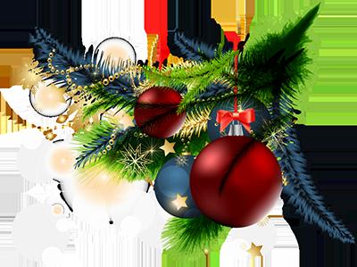 Новогодние PNG изображения - Графикон Арт