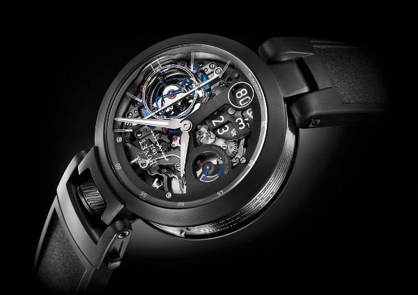 Дизайн часов от Pininfarina