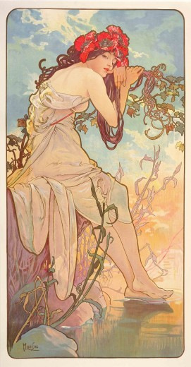 The Seasons: Summer (1896)